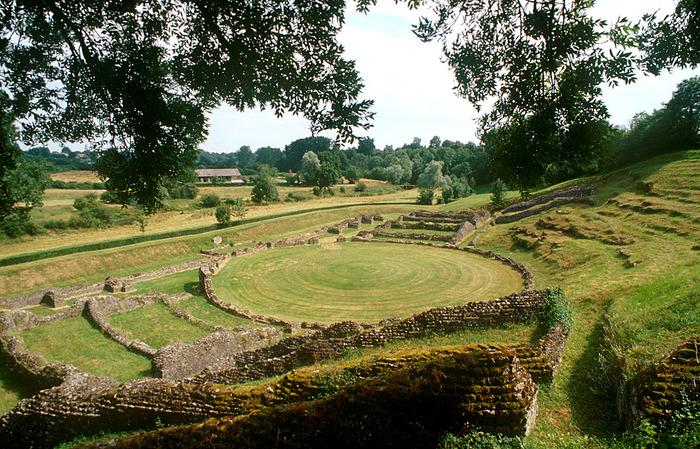 Journées du patrimoine 2018 - Visite du site gallo-romain de Sanxay
