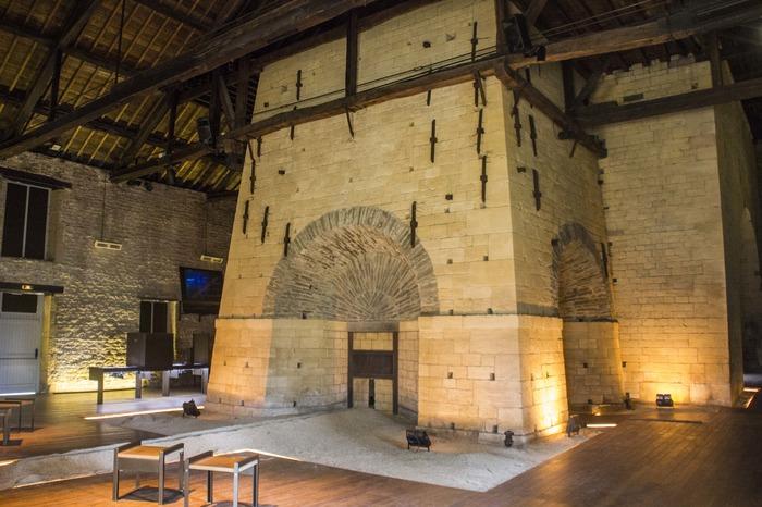 Journées du patrimoine 2018 - Découverte du son et lumière sur le haut-fourneau de Vendresse