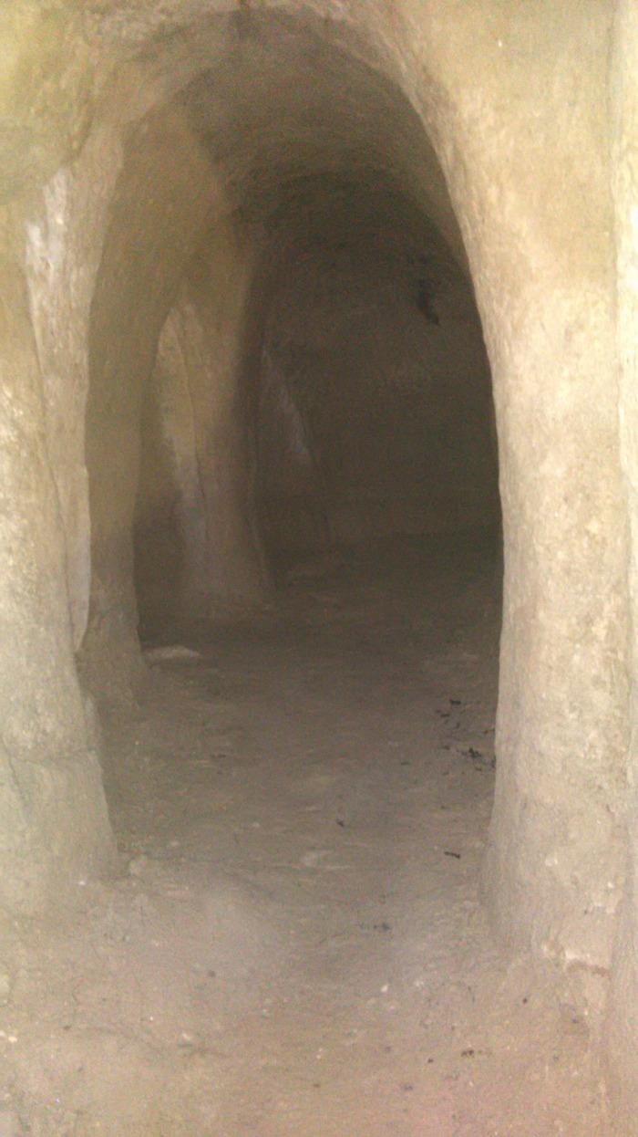 Journées du patrimoine 2017 - Visite guidée du souterrain de la Bauthe Haute