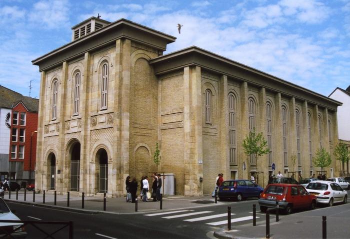 Journées du patrimoine 2018 - Visite libre du temple protestant au Havre
