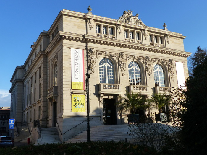 Journées du patrimoine 2018 - Visite du théâtre Gabrielle-Dorziat