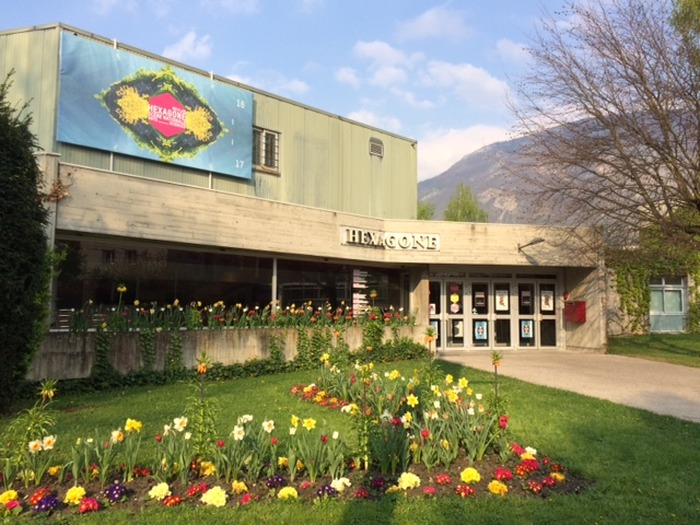 Journées du patrimoine 2017 - Visite de l'Hexagone Scène Nationale Arts Sciences