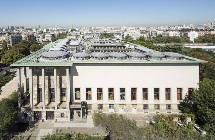 Crédits image : Vue du Palais de la Porte Dorée - Photo : Pascal Lemaître © Palais de la Porte Dorée