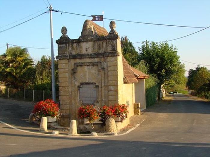 Journées du patrimoine 2017 - Visite guidée du village : la fontaine et le château
