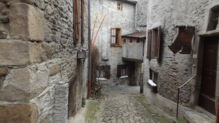 Journées du patrimoine 2018 - Visite du village de Dargoire.