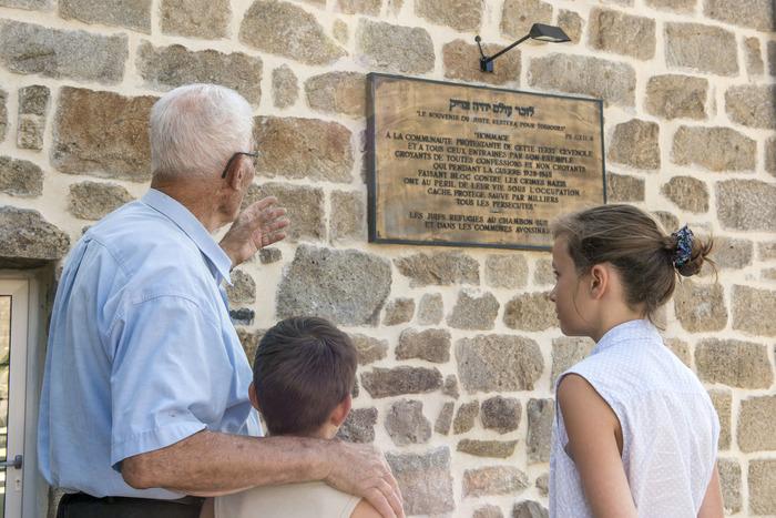 Journées du patrimoine 2018 - Visite du village Le Chambon-sur-Lignon autour de la thématique du « partage ».