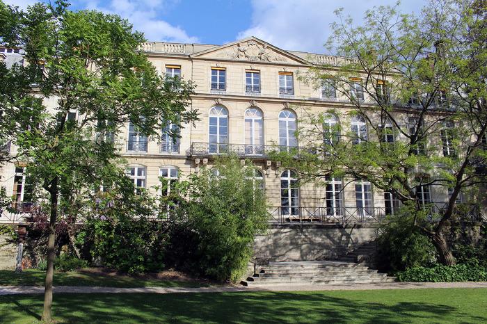 Journées du patrimoine 2018 - Visite du jardin, de la bibliothèque et du Musée de Minéralogie