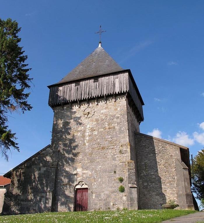 Journées du patrimoine 2018 - Visite libre de l'église Saint-Gorgon