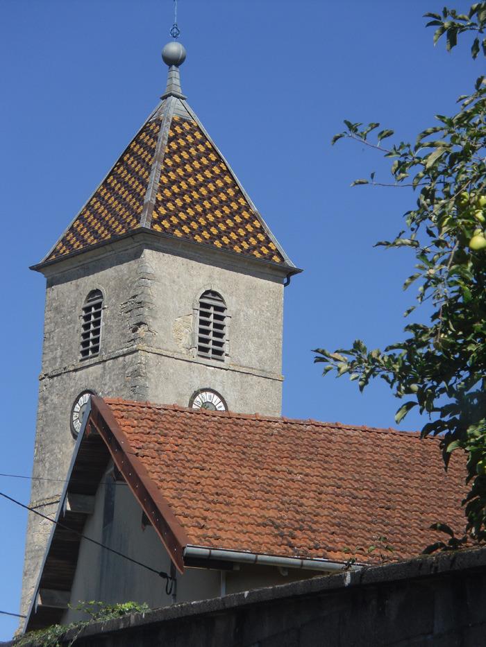 Journées du patrimoine 2018 - Visite de l'Église de Rigny
