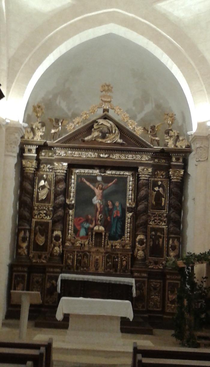 Journées du patrimoine 2018 - Visite de l'église Saint-Martin de Coulaures et la chapelle Notre-Dame-du-Pont