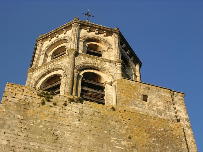 Journées du patrimoine 2018 - Visite libre de l'église Saint-Michel.