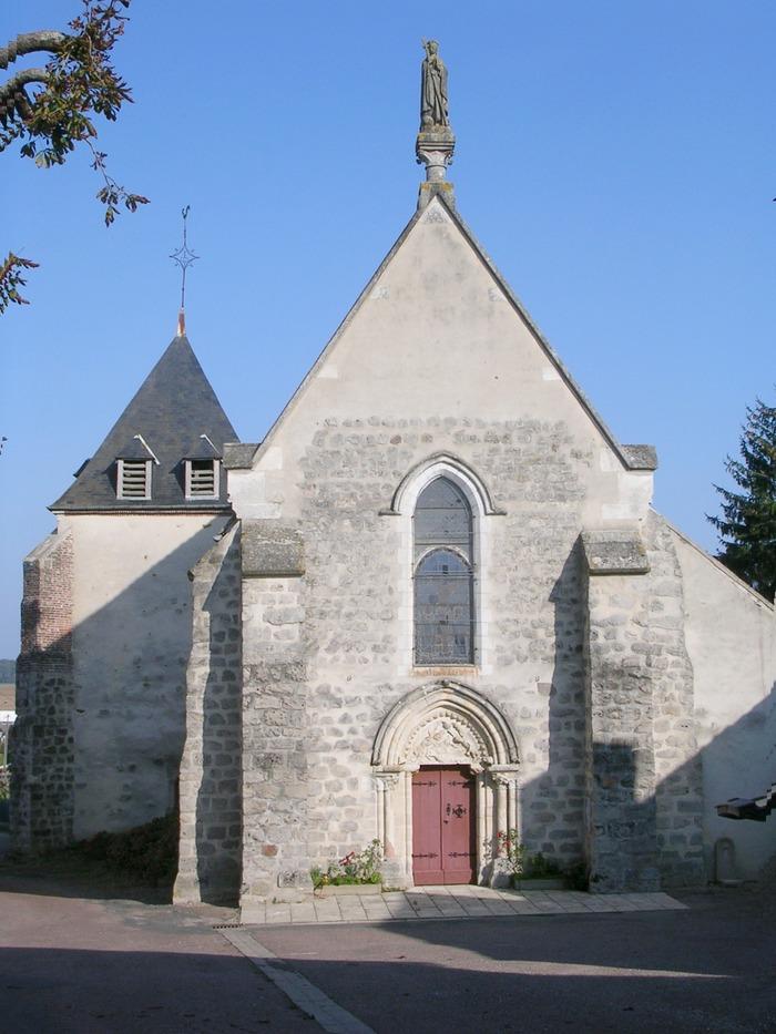 Journées du patrimoine 2018 - Découvrez l'Église Sainte-Alpais !