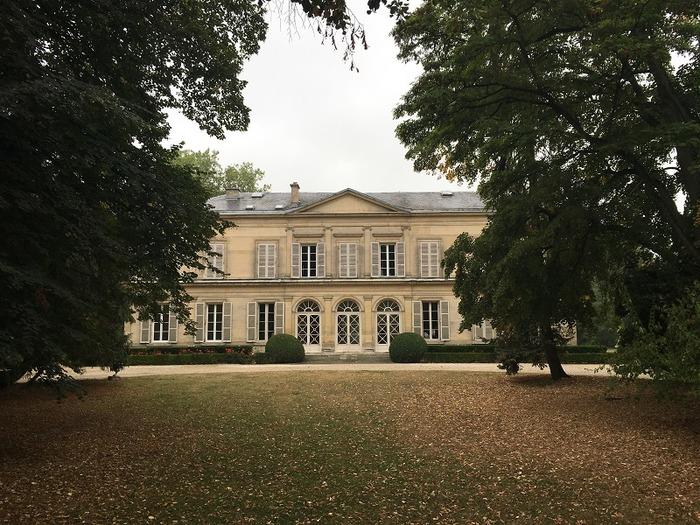 Journées du patrimoine 2018 - Visite en extérieur du Château de Courcelles