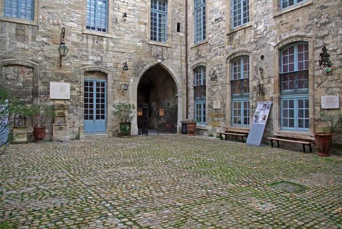 Journées du patrimoine 2018 - Visite en famille du Palais du Roure