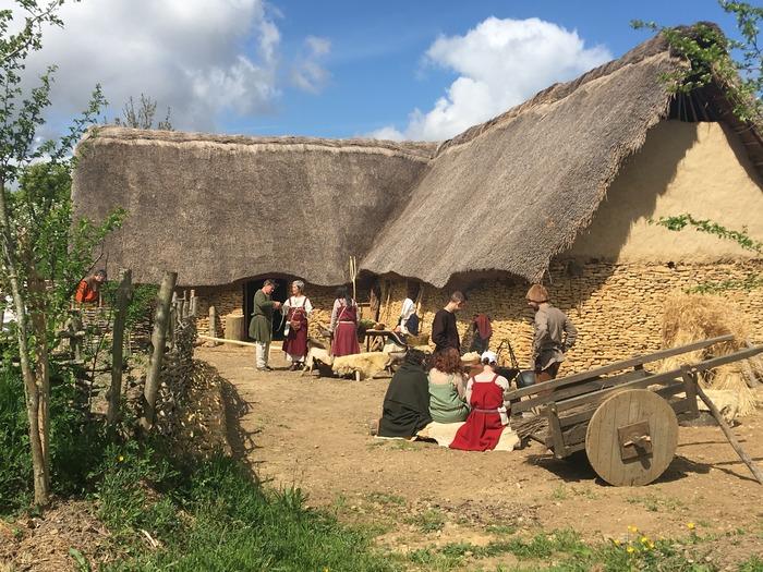 Journées du patrimoine 2018 - Visite libre en immersion dans le Xe siècle