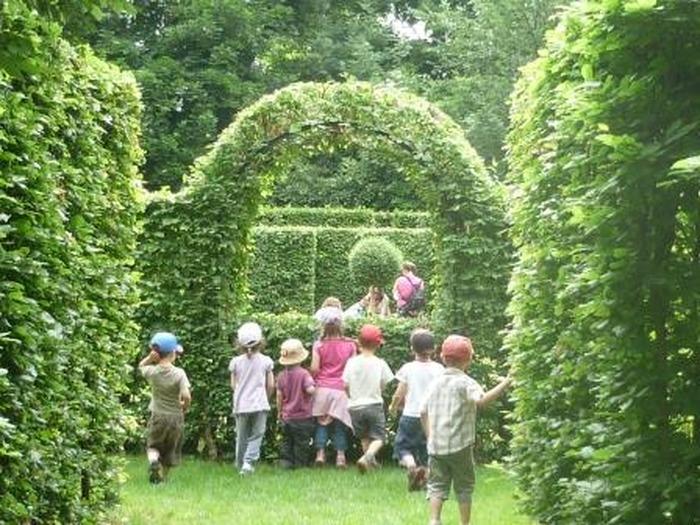 Journées du patrimoine 2018 - Visite en  parcours libre des jardins et des dépendances