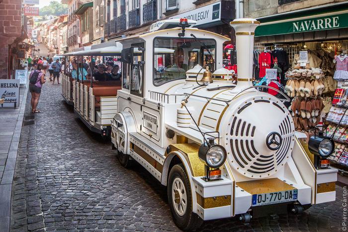 Journées du patrimoine 2018 - Visite en petit train touristique