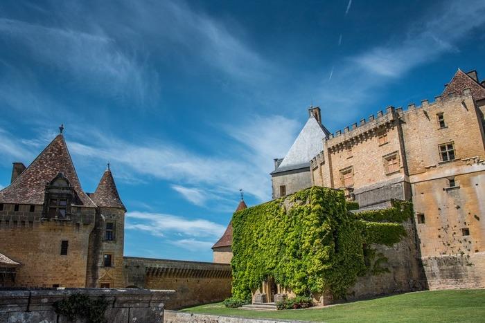 Journées du patrimoine 2018 - Visite, exposition et animation nocturne au château de Biron