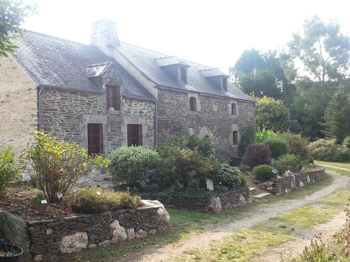 Journées du patrimoine 2018 - Visites et atelier patrimoine aux Jardins d'Ewen