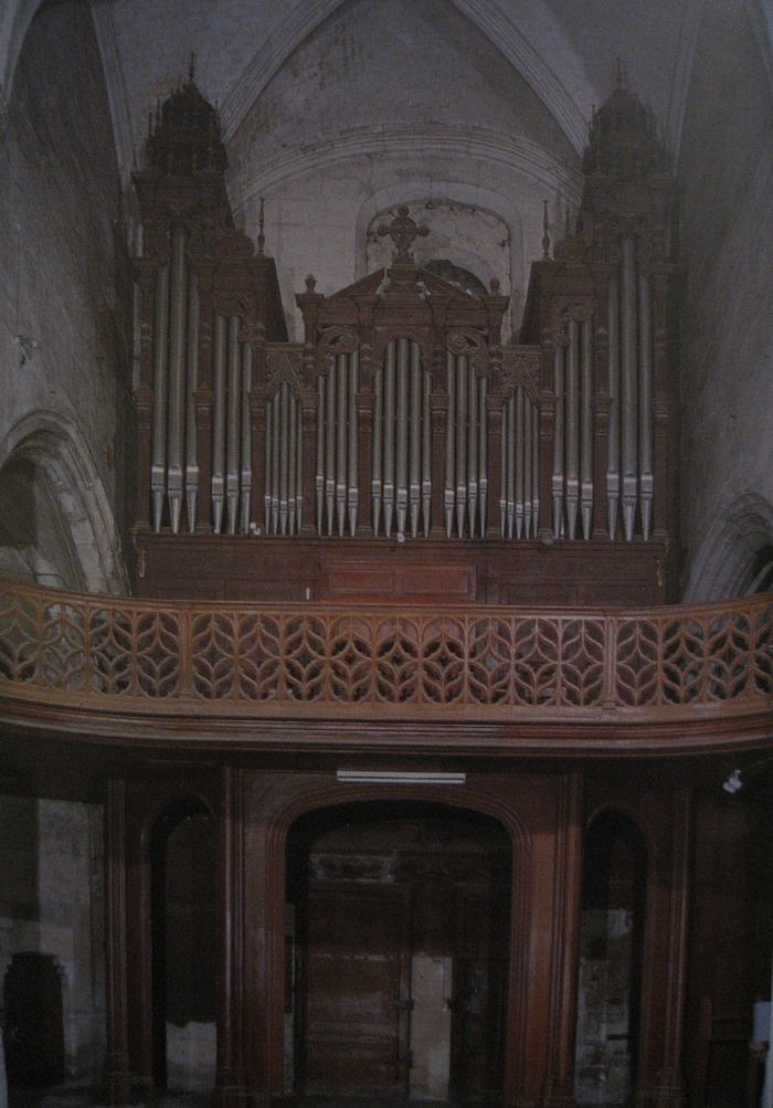 Journées du patrimoine 2018 - Découverte et audition de l'orgue historique Louis Debierre