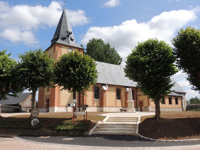 Journées du patrimoine 2018 - Visite guidée de l'église Saint-Thomas de Cantorbéry