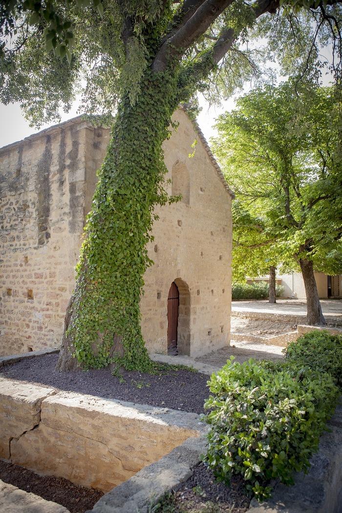 Journées du patrimoine 2018 - Visite et découverte de la Chapelle St Théodorit et le Château des Papes