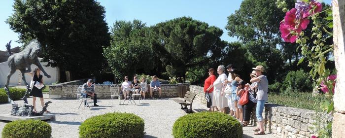 Journées du patrimoine 2018 - Visite et dégustation à l'Abbaye de Trizay