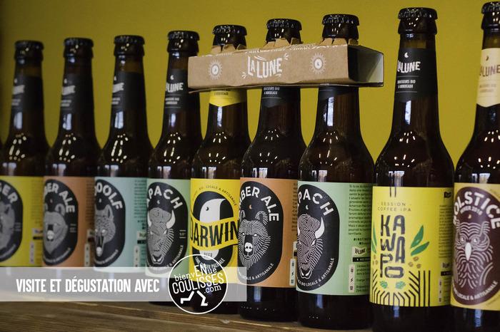 Visite et dégustation à la Brasserie La Lune: les secrets d'une bière bio et locale à Bordeaux