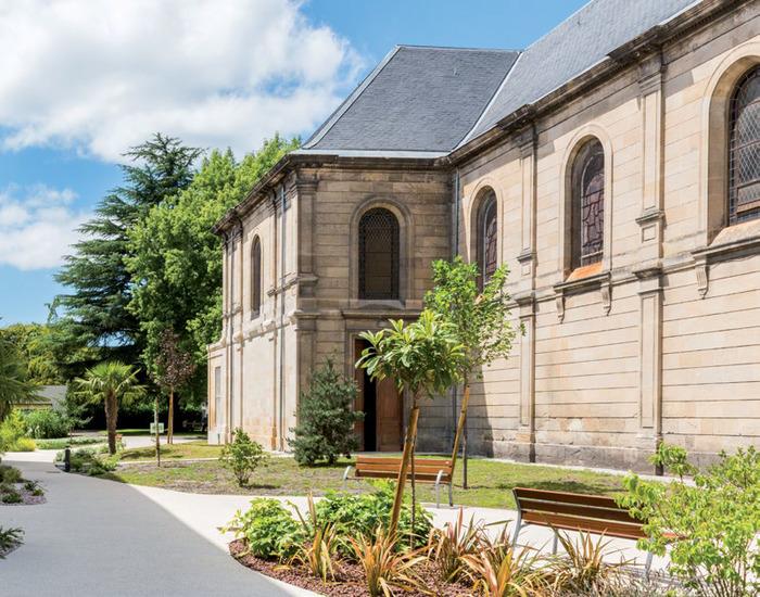 Journées du patrimoine 2018 - Exposition photographique de l'EHPAD Terre-Nègre