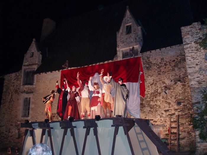Journées du patrimoine 2017 - Visite et spectacle au manoir de Crémaillé La Roche