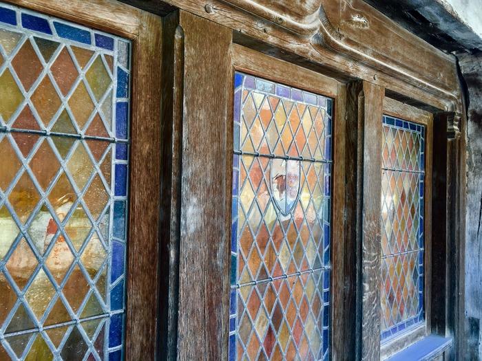 Journées du patrimoine 2018 - Visite exceptionnelle d'une maison à pans de bois des XIVe et XVe siècles