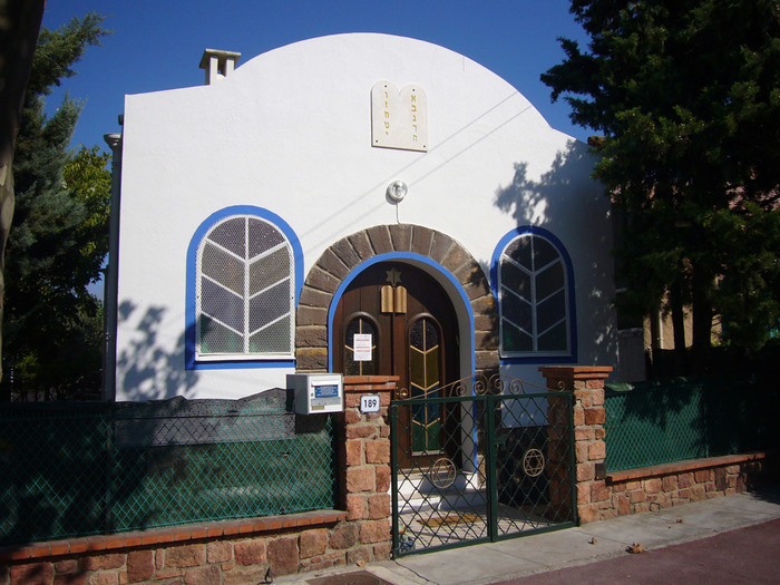 Journées du patrimoine 2018 - Visite exceptionnelle de la Synagogue