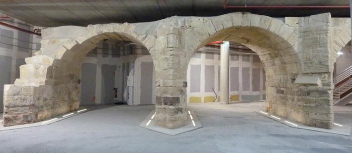 Journées du patrimoine 2018 - Visite guidée du Pont du Jeu de Paume