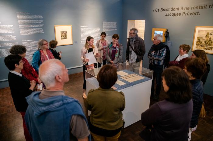 Journées du patrimoine 2018 - Visites-express de l'exposition Anatomie du musée