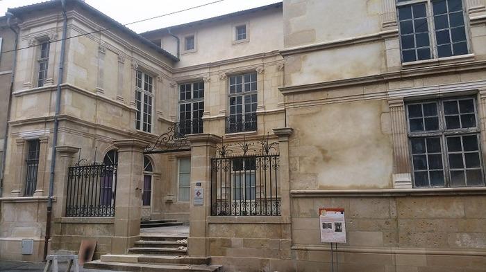 Journées du patrimoine 2018 - Visite extérieure de l'Hôtel de Gondrecourt