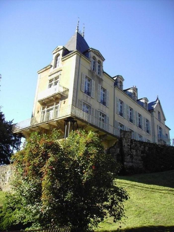 Journées du patrimoine 2018 - Visite extérieure du Château de Vaux-sur-Poligny