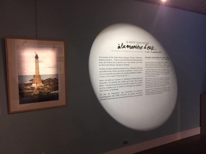 Journées du patrimoine 2018 - Visite flash de l'exposition temporaire