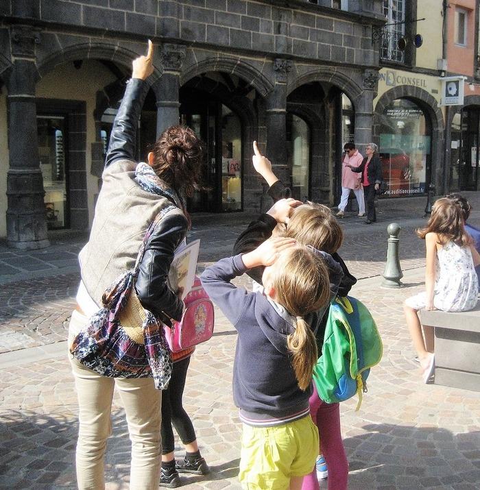 Journées du patrimoine 2018 - Visite flash : flash ta ville !