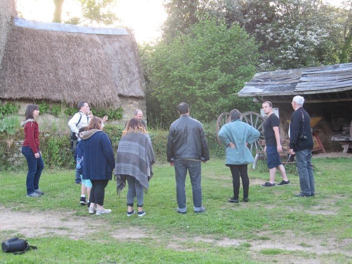 Visite Flash, Parcours séquencé à la découverte du patrimoine de St-Dégan