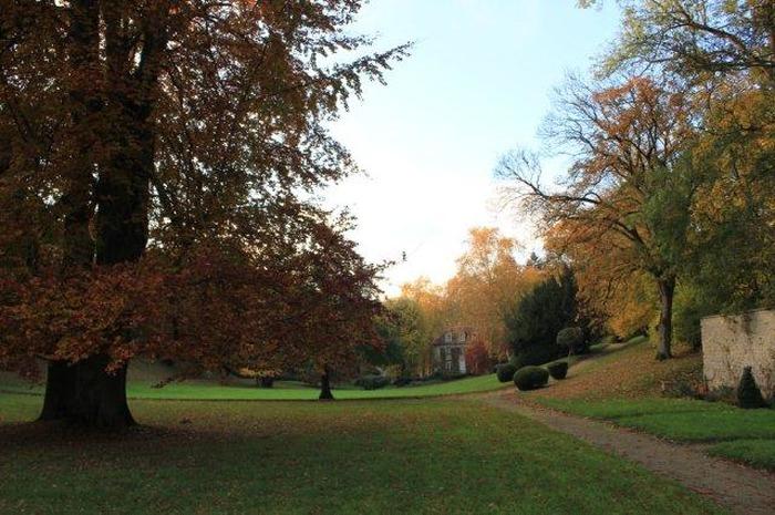 Journées du patrimoine 2018 - Visite gratuite d'un parc privé, inscrit au titre des monuments historiques, à 15 minutes de Paris