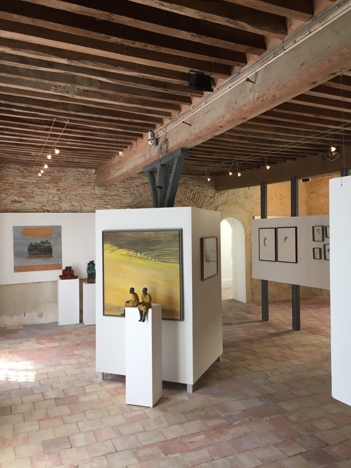 Journées du patrimoine 2018 - Visite libre du Salon des Arts