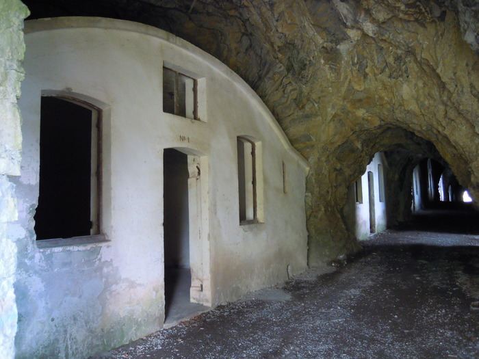 Journées du patrimoine 2018 - Visite commentée du fort de Tamié, un géant aux portes des Grandes Alpes.