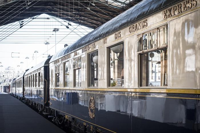 Journées du patrimoine 2018 - Visite guidée à bord de l'Orient Express