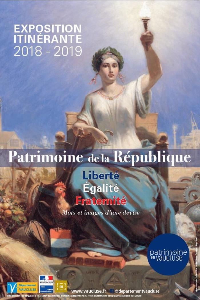Journées du patrimoine 2018 - Visite guidée « A la découverte du patrimoine républicain d'Avignon : des symboles et un imaginaire partagés »
