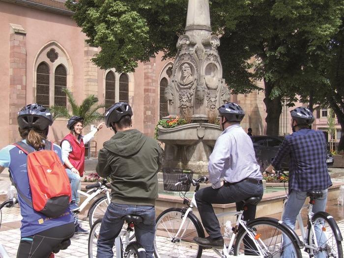 Journées du patrimoine 2018 - Visite guidée à vélo