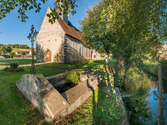 Journées du patrimoine 2018 - Visite guidée à Verlin de la Fontaine et de l'Église Notre-Dame