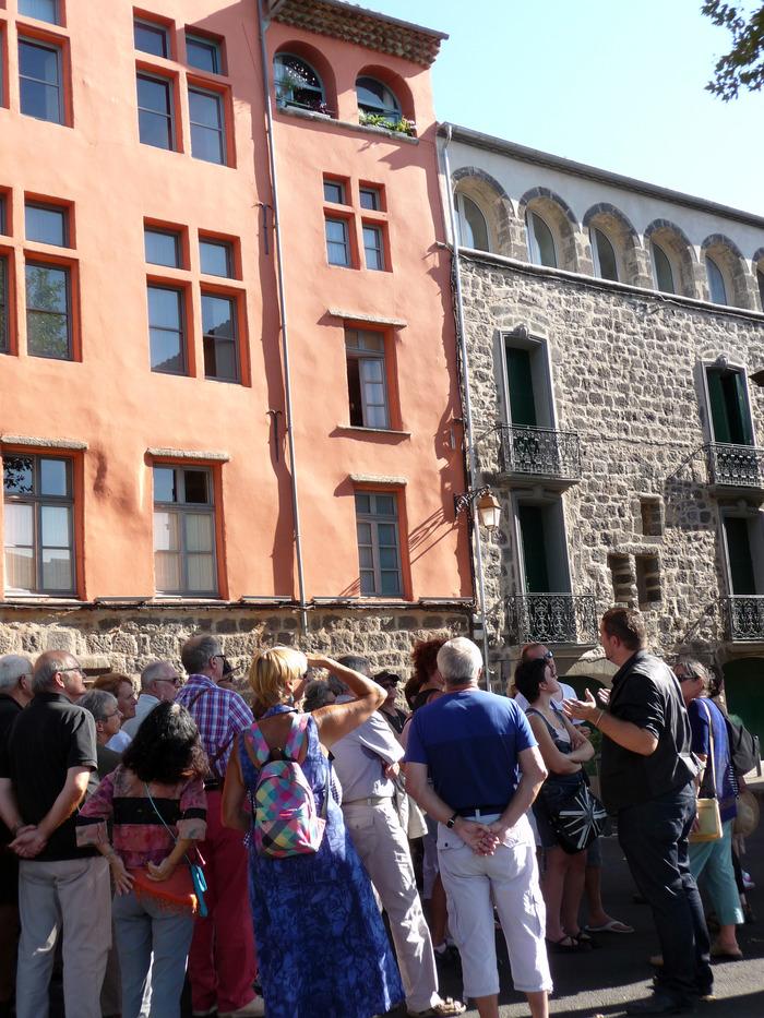 Journées du patrimoine 2018 - Visite guidée de la ville d'Agde