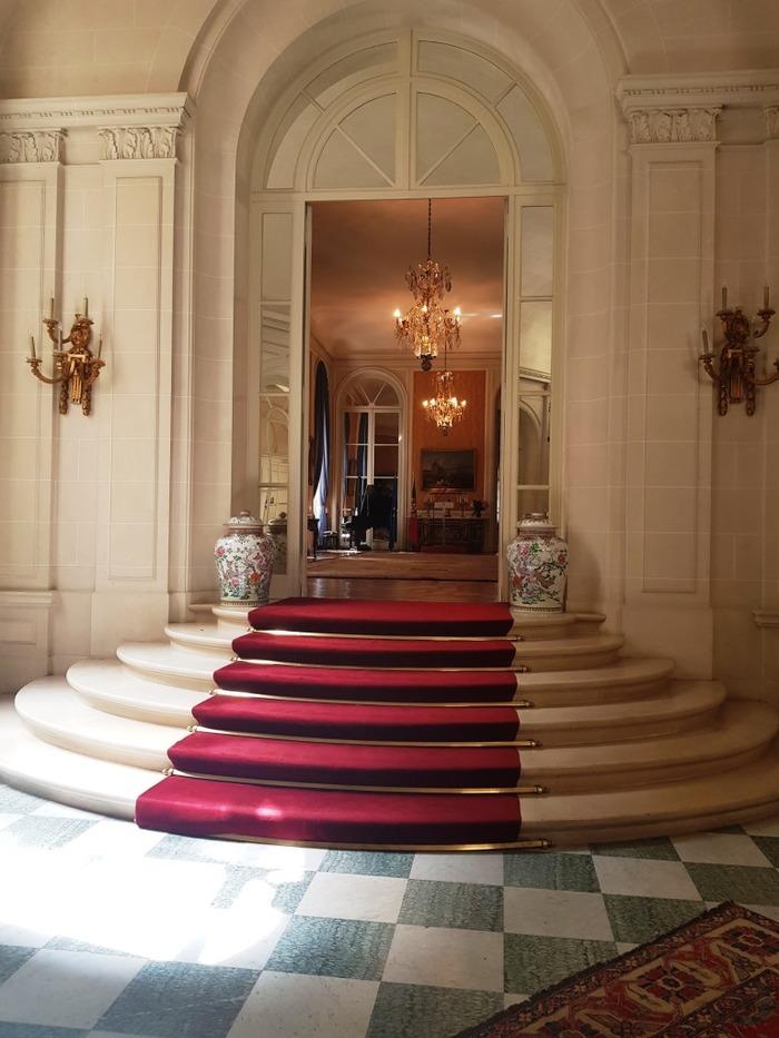 Journées du patrimoine 2018 - Visite guidée Ambassade du Portugal