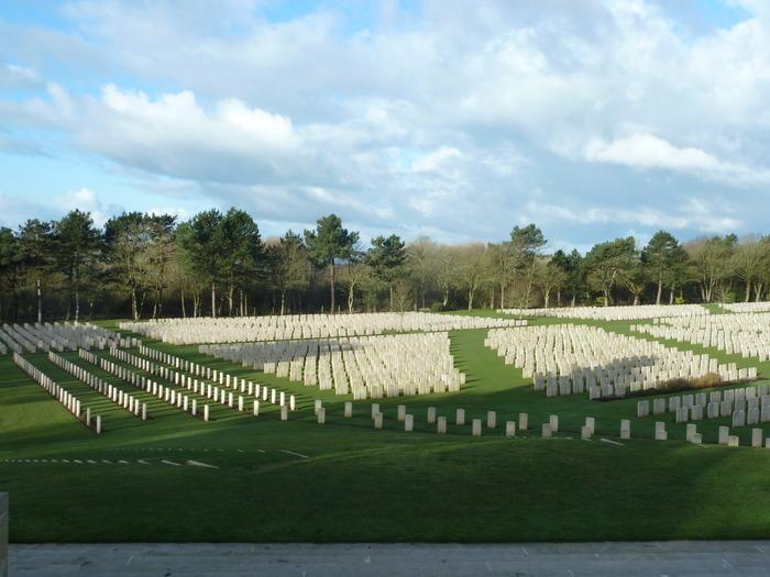 Journées du patrimoine 2018 - Visite guidée au cimetière britannique