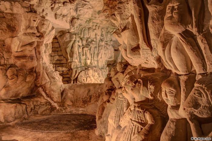 Journées du patrimoine 2018 - Visite guidée au travers de sculptures aussi mystérieuses les unes que les autres